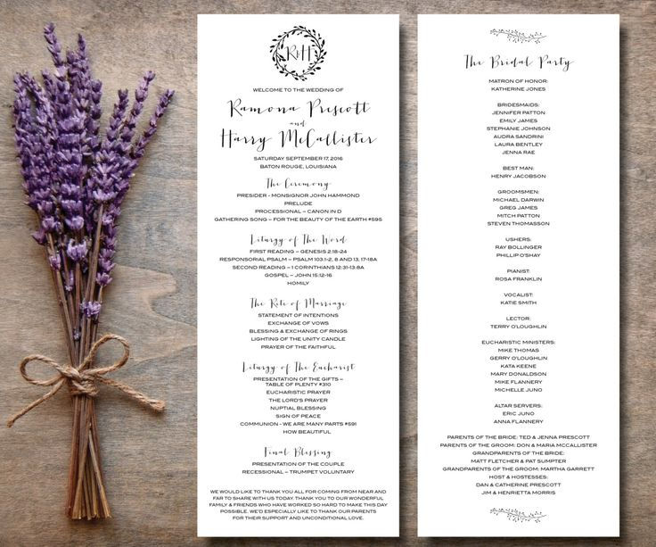 Best 25+ Wedding Program Etiquette Ideas On Pinterest | Wedding