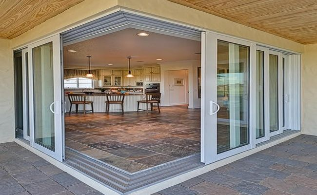 6000 Aluminum Sliding Glass Door Is Available At Guardian Hurricane We Take Pride In Our Work From The Design Consu In 2020 Sliding Glass Door Custom Built Homes Home