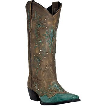 Laredo Women's Cross Point Western Boots