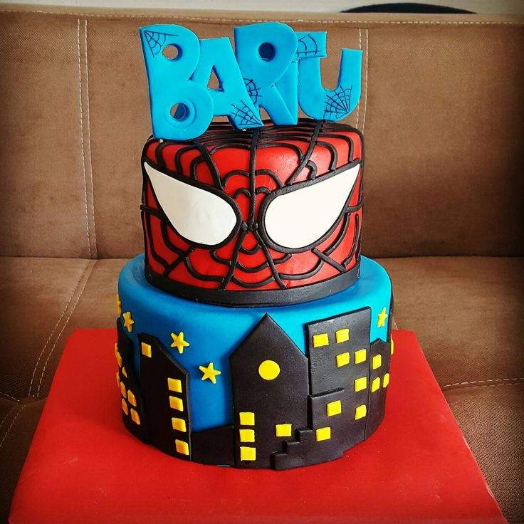 Spidermancake Bartu