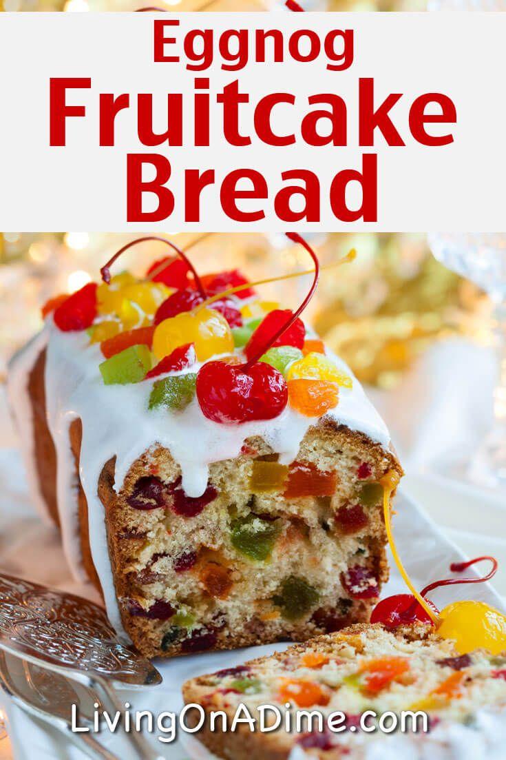 7 Ways To Use Leftover Eggnog Including Pound Cake Recipe Fruit