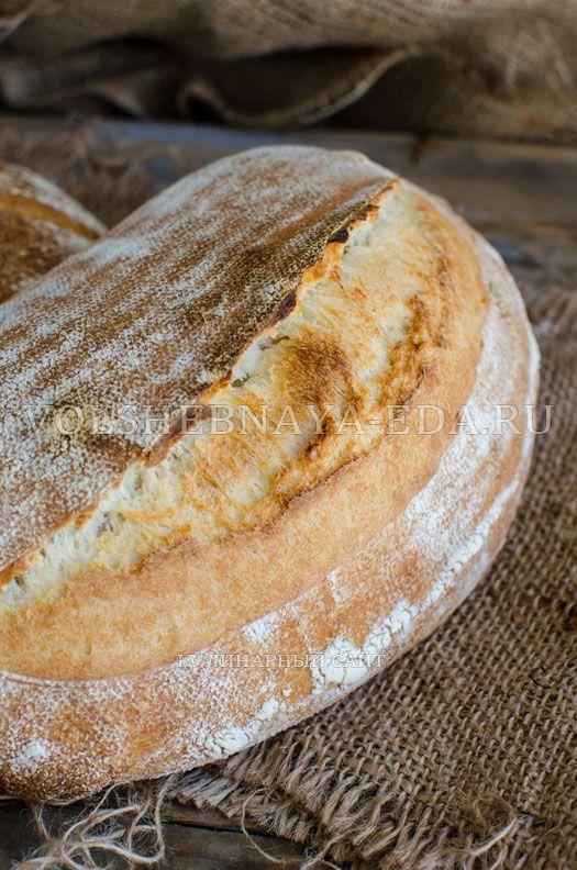 Хлеб, приготовленный на закваске, - король всех хлебов. Он обладает невероятно сильным ароматом, который невозможно спутать ни с каким другим.