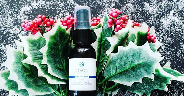 🎄No time like the 'present'👌 Treat yourself or someone else to 20% off our Vitamin C 20% & Hyaluronic Acid Serum on day 4 of our 12 Days of Christmas savings! One of most popular products, this positive ageing product lightens hyperpigmentation, minimises sun damage, decreases puffiness and keeps skin hydrated. Save over £10 today!🎄…