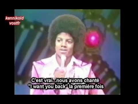 Michael Jackson interview Soul Train 1975 SOUS TITRES FRANCAIS - YouTube