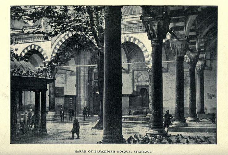İstanbul-Beyazıt Mosque