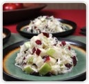 Recipe: Apple Cranberry Coleslaw - DOLE