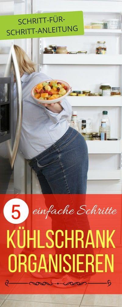 Kühlschrank Organisieren In 5 Schritten