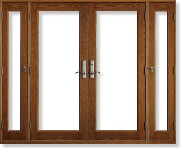 Therma tru french doors dream house pinterest french for Swinging french patio doors