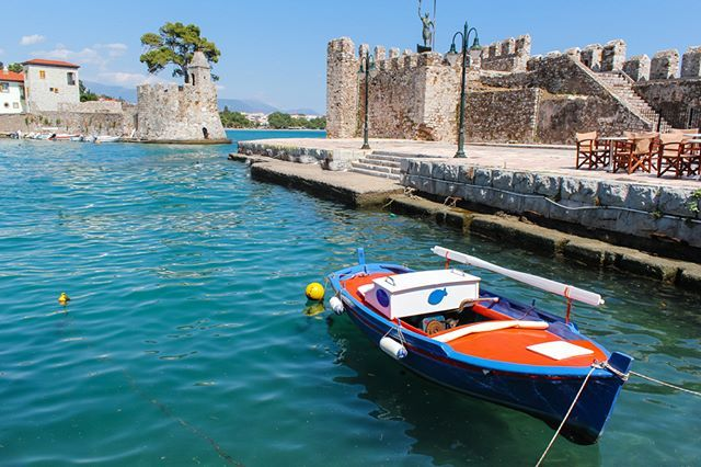 #Greece #Νafpaktos #old #enetic #port #sea #sky #bay #summer #art #magic #romantic #boat #stone #walls #photography #instacool #traditional #colorful #cute #tourism #instacapture #instamoment #instamood #myview #photooftheday #amazing