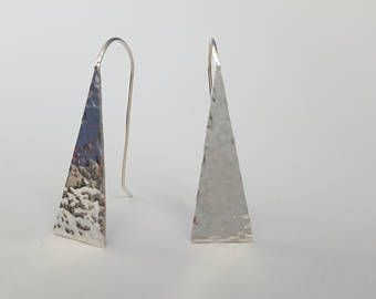 Rebel Triangle Earrings