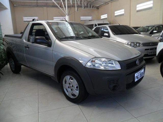 Fiat Strada Working 1.4 (Flex) - ALDEOTA - Fortaleza - CE. Anúncio 11066826…