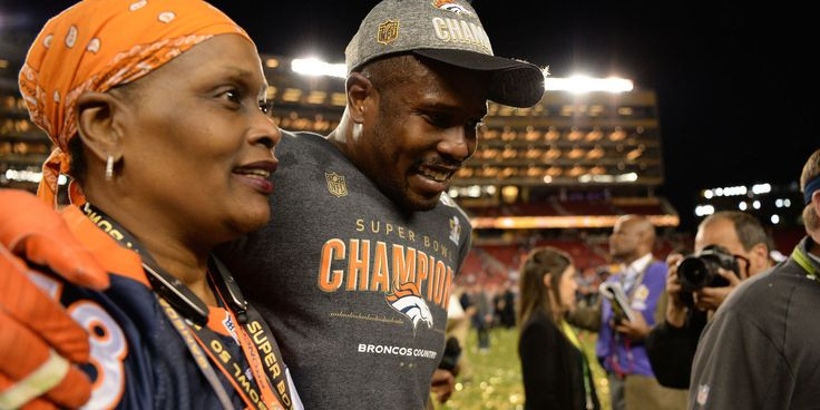 Super Bowl MVP Von Miller: 'I Want to Give That Feeling to My Mom Every Year'