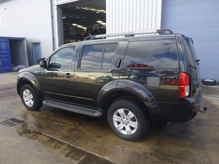 NISSAN PATHFINDER R51 2006 2.5 DCI 2005-2012 - BREAKING FOR SPARES