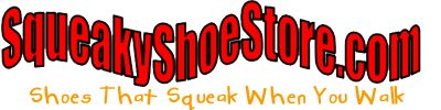 Squeaker shoes