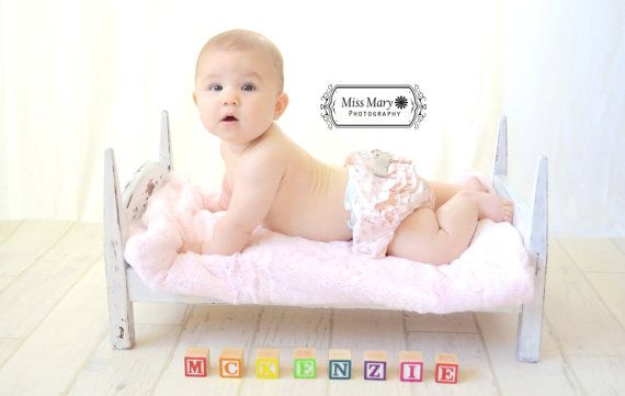 Photography Prop Newborn Bed  DIY by QuietudeQuilts on Etsy, $45.00