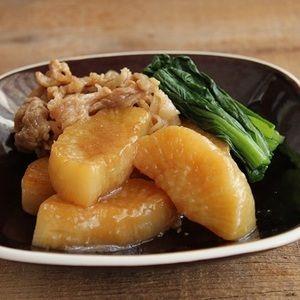 冷凍大根で味しみ時短!大根と豚小間のオイスター煮 by 山本リコピンさん   レシピブログ - 料理ブログのレシピ満載! いつも見て下さって本当にありがとうございます!! ...