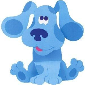 Free Online Printable Blues Clues Coloring Pages - InfoBarrel