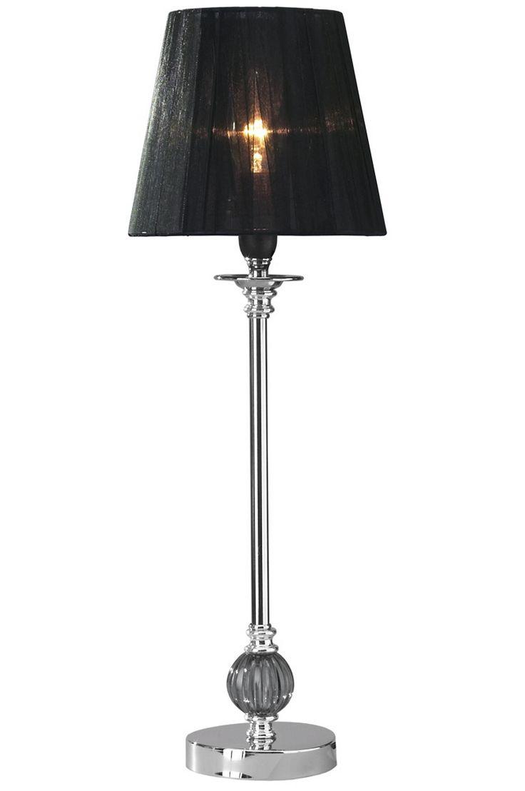 CHRISTIE bordslampa i färgerna Lilas inom Belysning - Jotex