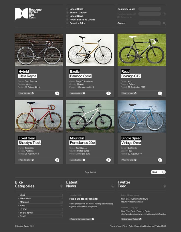 994 best Website Design Inspiration images on Pinterest   Web ...