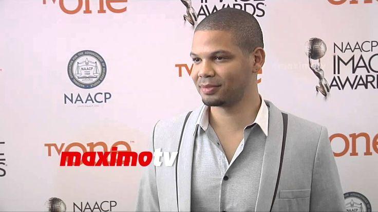 jake smollett | Jake Smollett | 46th NAACP Image Awards Nominations | Arrivals…