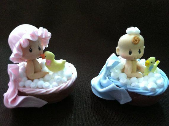 CakeTopper de douche de bébé Baby Shower par PartyFavorsMiami, $13.99