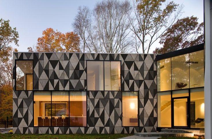 DIECUT. To purchase: contact RADform at +1 (416) 955-8282 or info@radform.com  #wallpaper #interiordesign #moderndesign #contemporarydesign #radform #architecture #commercial #hospitality