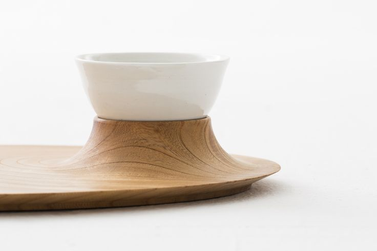 MOUNTAIN Tray,Cup by Sangyoon KIM / Listen communication