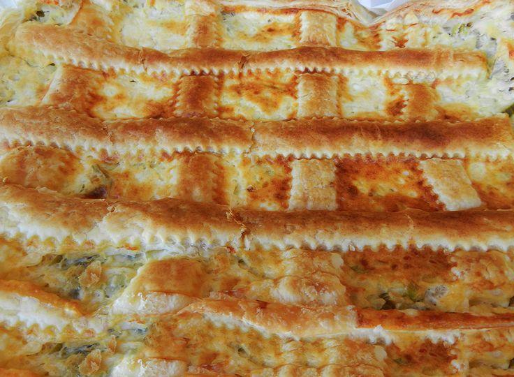 Torta salata di ricotta e verdure #ricettedisardegna #cucinasarda #sardinia #recipe