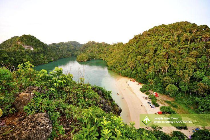 Jelajah Jawa Timur Pulau Sempu, Taman Nasional Bromo Tengger Semeru, Madakaripura, Papuma, Kawah Ijen, Baluran October 10, 2013 Link : http://triptr.us/sY
