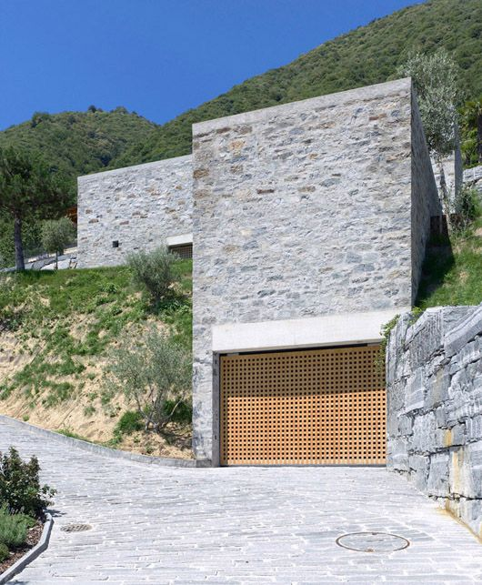 17 best images about stone houses on pinterest the old for Modern stone houses architecture