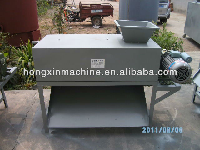 walnut green skin peeling machine/walnut outside skin peeler 86-15238010724