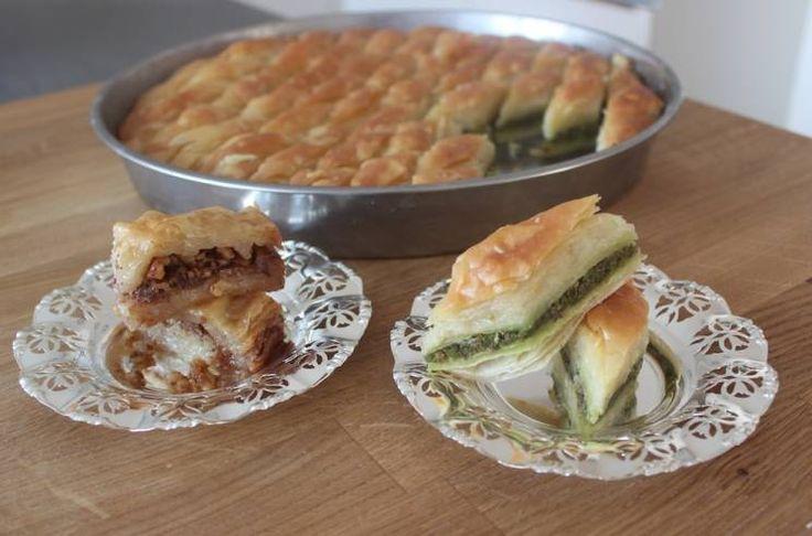 Sallys Blog - Baklava / türkische Süßspeise