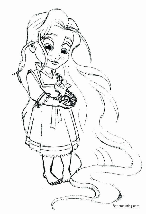 Cute Disney Princess Coloring Pages In 2020 Disney Princess