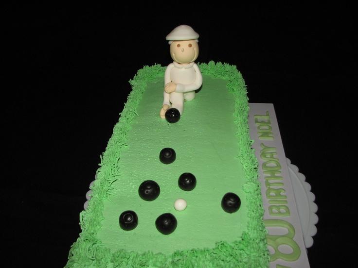 Birthday Bowl: Lawn, Bowls And