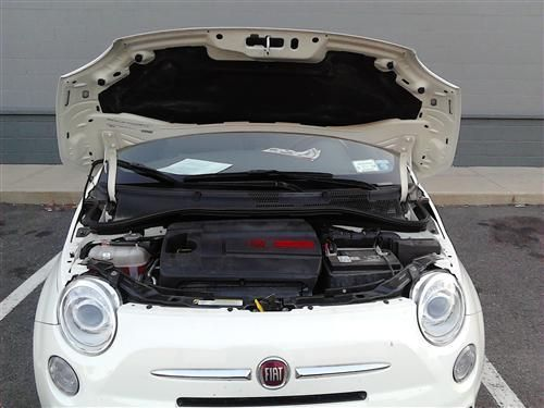 2012 Fiat 500 Sport For Sale  $12,700.00  2012 FIAT 500 SPORT 10.786 RUNS GREAT WHITE LOADED 5 SP HAS CT REBUILD TILE . DAILY DRIVER IT IS R...