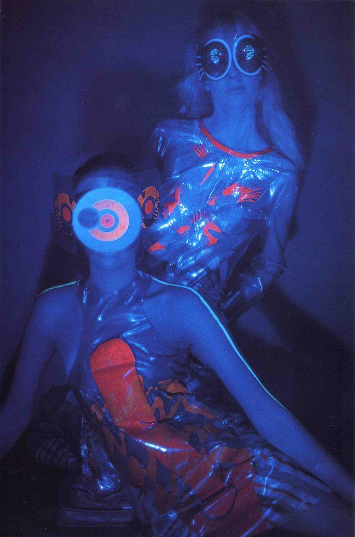 Haus-Rucker-Co, Electric Skin und Environment Transformer, 1968.