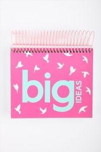 Big Ideas; Love the colours