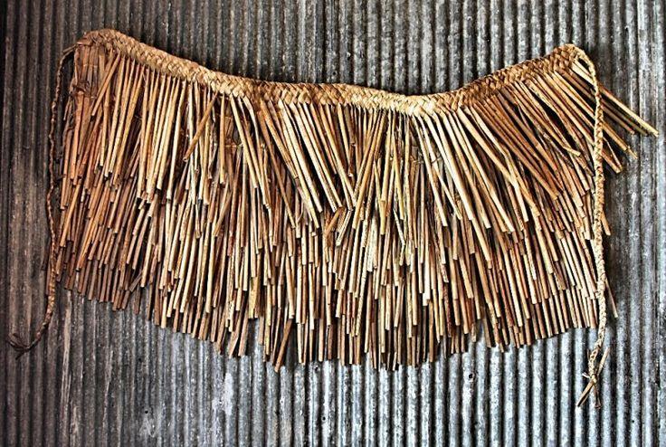 maori skirt