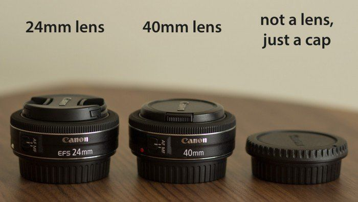 Canon Pancake Lens - What Are Your Best Options