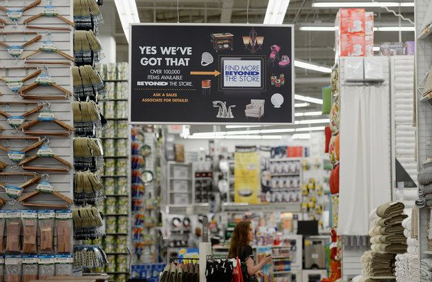 But forget everything you thought you knew about it, because the sinister truth is about to be revealed… | A Reminder That Bed Bath And Beyond Is A House Of Lies