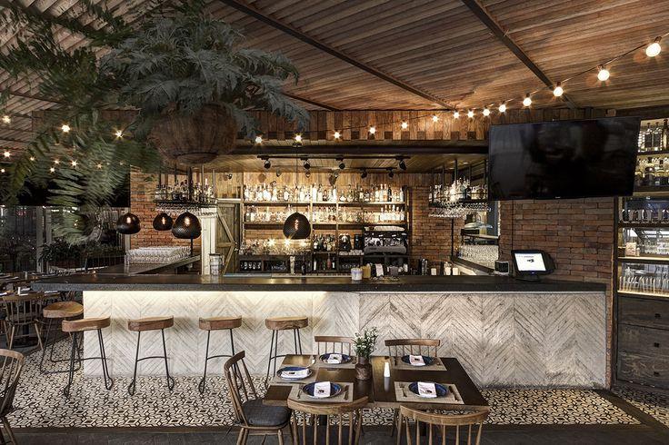 Imagen 6 de 14 de la galería de Restaurante La Tequila Sur / LOA. Fotografía de Marcos Gracia