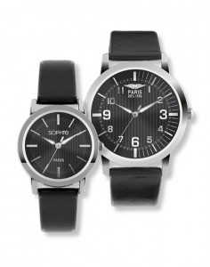 Jam tangan couple yang klasik dengan gaya formal eksekutif tampil elegan bersama pasangan anda.