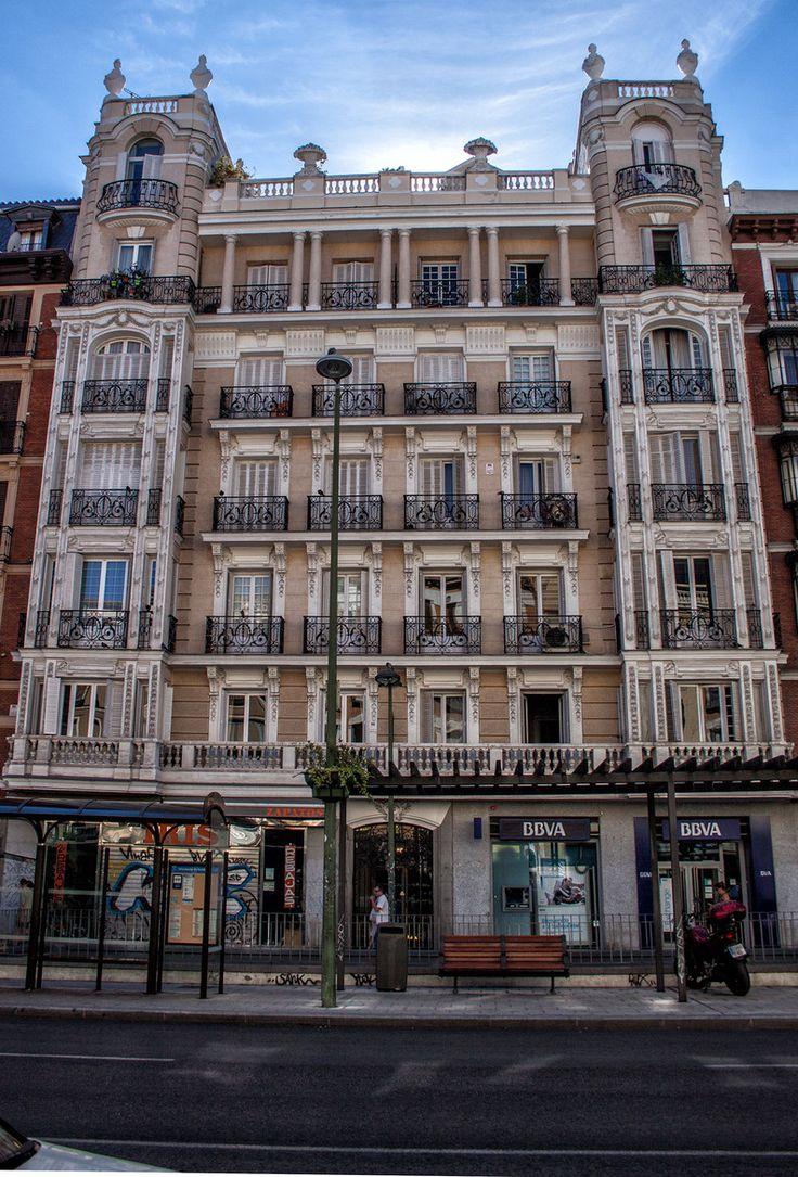 Calle de San Bernado, Madrid
