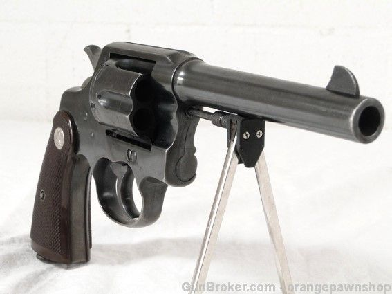 Colt US Army 1917 DA 45 ACP Military Revolver #colt #45 #revolver #M1917 #for #sale #gunbroker   0207