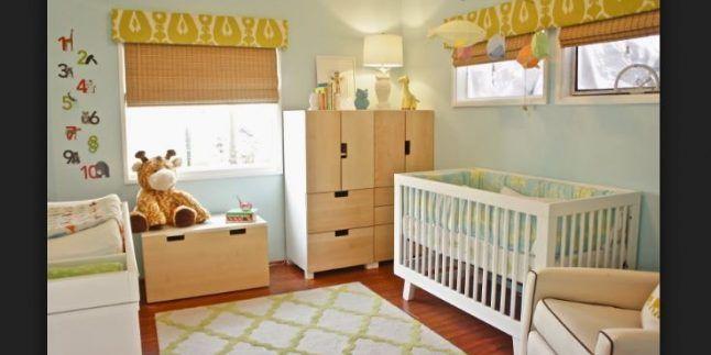 Bebek Odası Hazırlama Aşamaları
