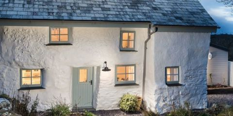 cornwall cottage home house