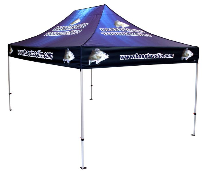 Luckily the fish doesn't literally jump out at you, but figuratively, it pops off the marquee because it is printed with the long-lasting dye sublimation printing technique, where the colour is printed into the fabric!! Cool right? Get your custom printed marquee at www.staroutdoor.com.au