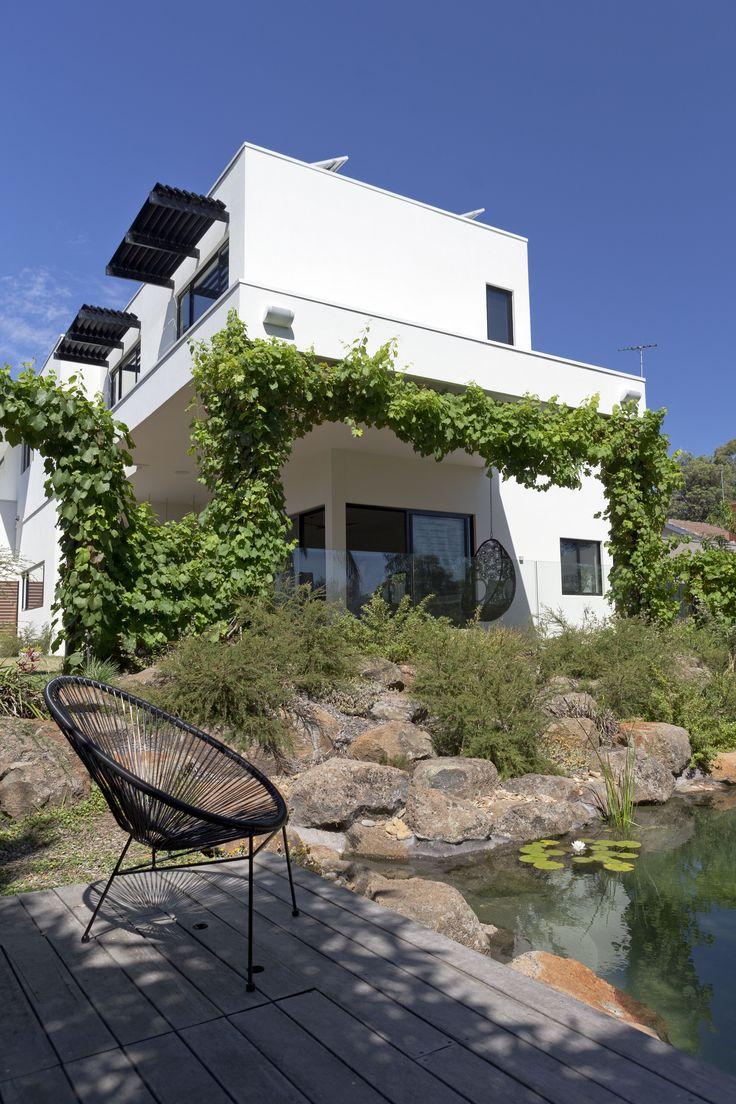 Marvelous A Natural Pool, Natural Billabong, Create Layers And A Very Natural Native  Feeling In. Hamptons HouseNatural ...