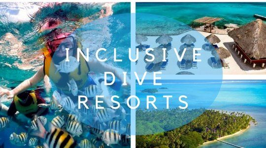 Best All Inclusive Dive Resorts
