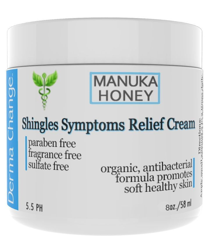 Shingles Treatment Cream - Best Nerve Pain Relief - Formulated for Shingles Recovery - Thousands of Happy Customers - Natural Home Remedy - Get Rid of Symptoms - To the Resque Plus Manuka Honey - Organic Fast Acting - Shingles No More - Itchy Skin - Non Greasy- Risk Free Guarantee